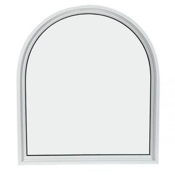 Curved Custom Shape windows